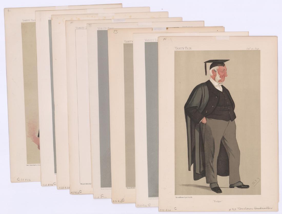 Vanity Fair Prints Teachers and Headmasters (8)