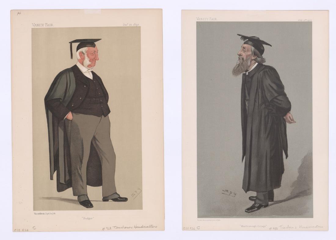 Vanity Fair Prints Teachers and Headmasters (8) - 3