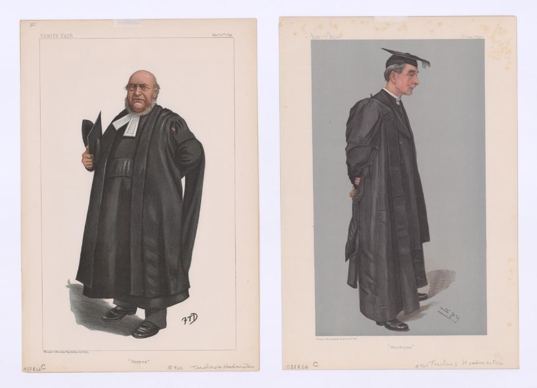 Vanity Fair Prints Teachers and Headmasters (8) - 5