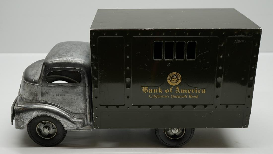Smith Miller Bank of America Armored Truck
