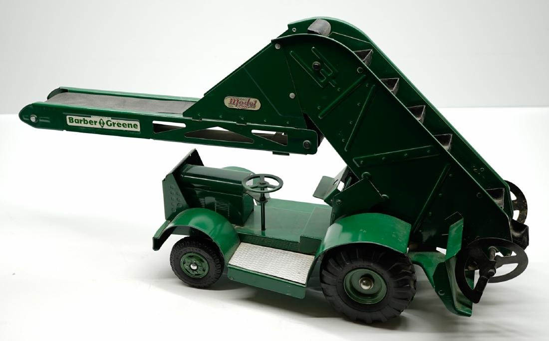 Doepke Model Toys Barber Greene Loader