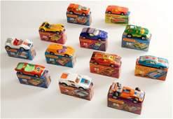 Matchbox Streakers and Superfast Cars MIB (12)