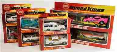 Matchbox Speed Kings Cars MIB (8)