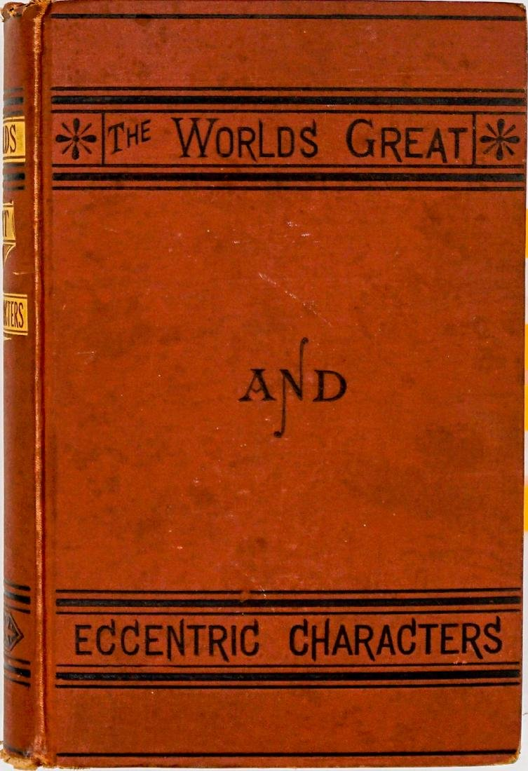 World's Great and Eccentric Characters