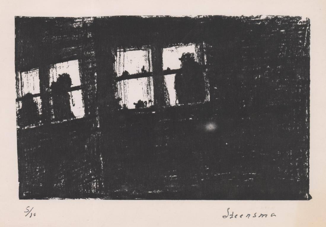 Jay Steensma Signed and Numbered Lithograph