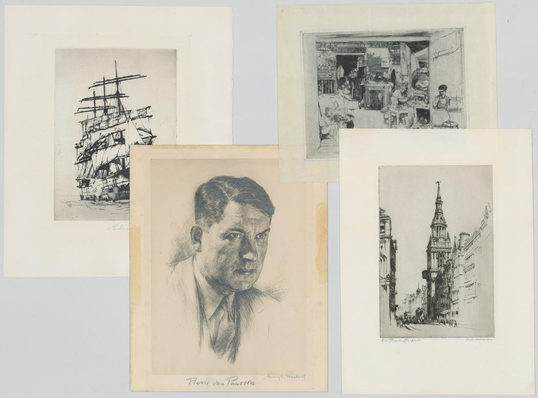 Etchings, Various Artists [American, English]