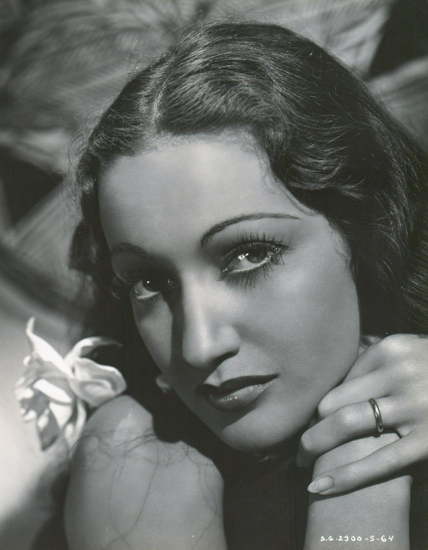 Dorothy Lamour in 'The Hurricane' (United, 1937)