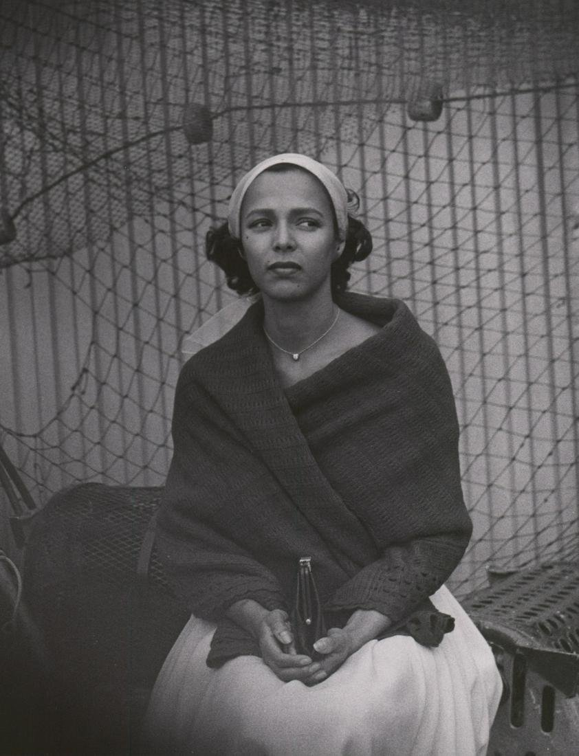 Dorothy Dandridge in Porgy and Bess Photograph