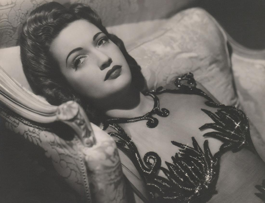 Dorothy Lamour Photographed by 'Whitey Schafer