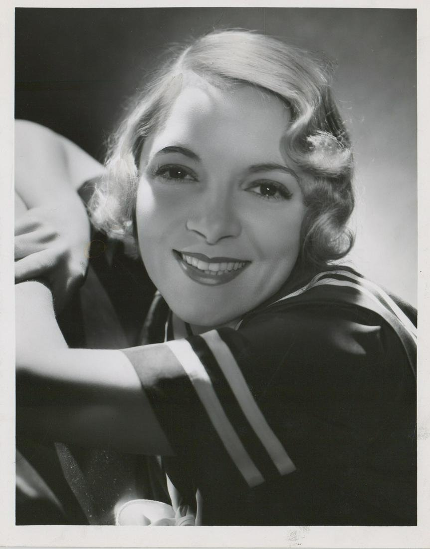 Helen Hayes Photograph by George Hurrell (1933)