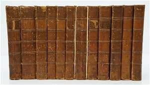 Works of Jonathan Swift 1754 55 12 Vol