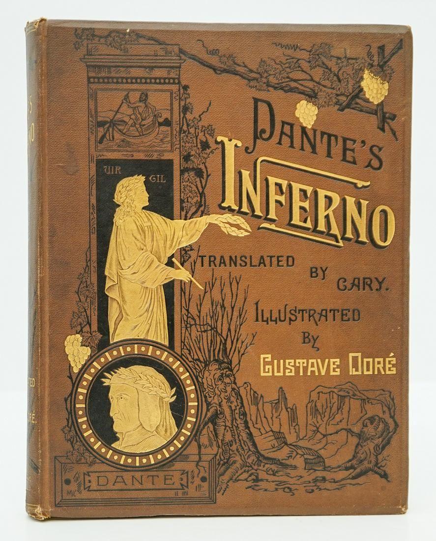 Dante's Inferno by Dante Alighieri; Dore