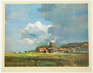 Frank Wooton Signed Limited Edition Print