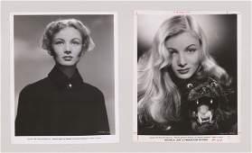 Veronica Lake Publicity Photos (2)