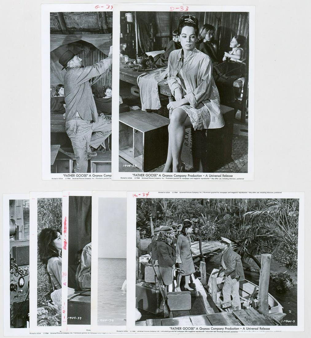 Father Goose Production Photos (7)