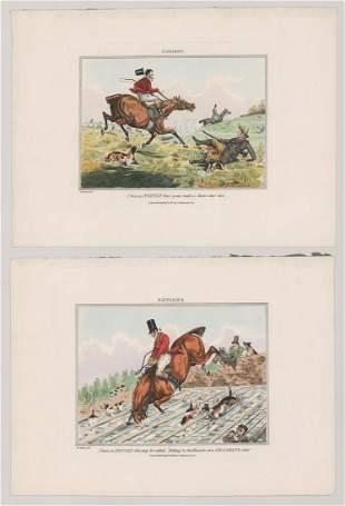 Henry Thomas Alken Sr Engravings Hunting Notion