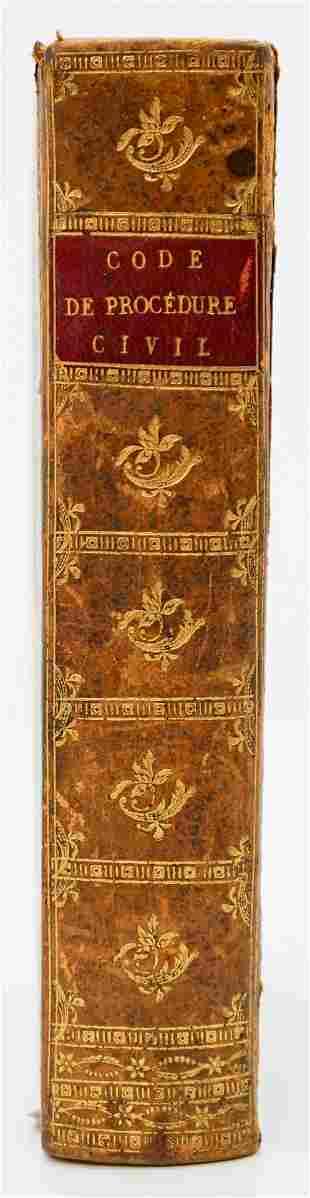 Bulletin Des Lois No 96 Napoleon 1806