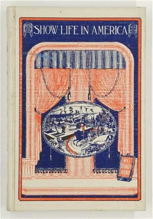 Show Life in America by Lambert 1925