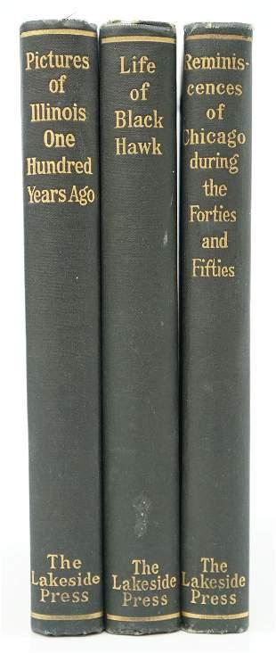 The Lakeside Classics 3 1913 1916 1918