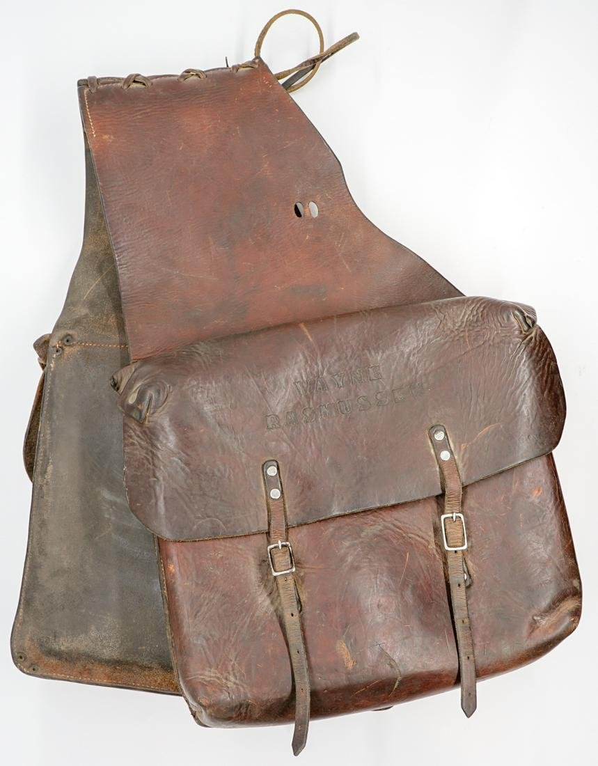 An Old West Saddle Bags