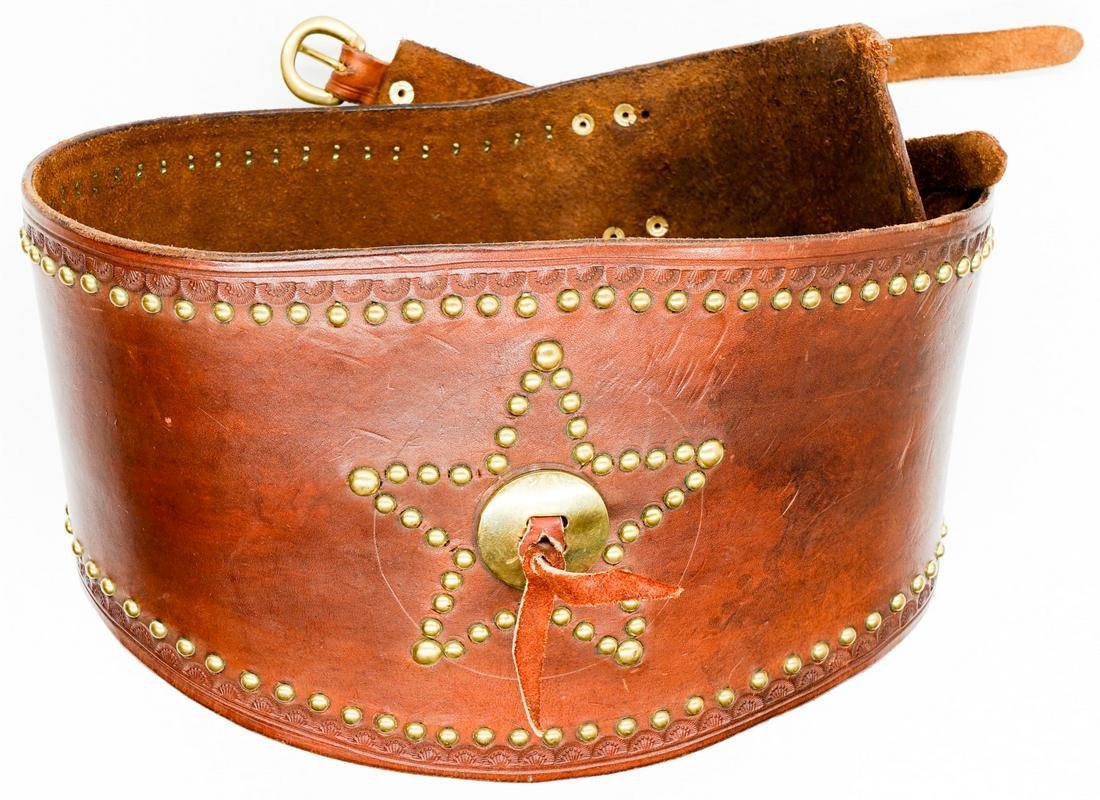 Old West Rodeo Kidney Belt