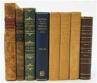 Incomplete Sets (8) Vintage Books