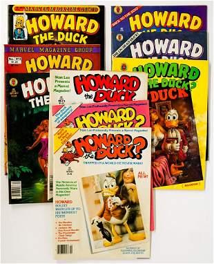 Stan Lees Howard the Duck Magazine 9