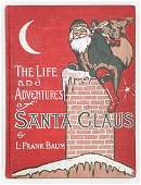 Frank L. Baum The Life and Adventures of Santa