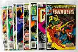 Marvel Key Issues (8)