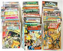 Group of Assorted Comic Books (70)