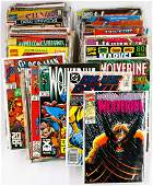 Group of Assorted Comic Books (60)