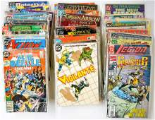 Group of Assorted Comic Books (80+)