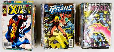 Group of Assorted Comic Books (150+)