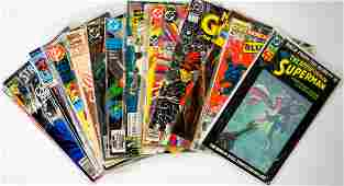 Group of Assorted Comic Books (140+)