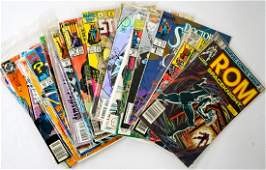 Comic Book of Vintage Comics (150+)