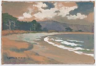 Mary DeNeale Morgan Watercolor and Gouache