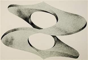 Charles Huntington Artists Proof Lithograph