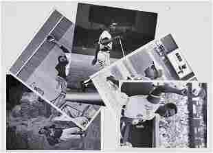 Hank Aaron Vintage Photographs 5
