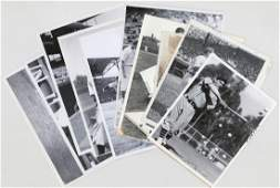 Chicago Cubs Vintage Press, Wire, Publicity Photos