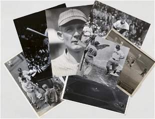 Boston Red Sox Press Wire Publicity Photos