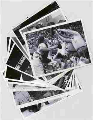 1950s Baseball Press Wire Publicity Photos 12