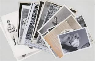 1940s Baseball Press Wire Publicity Photos 16