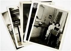 Eight Early Movie Photos, Osborne Collection