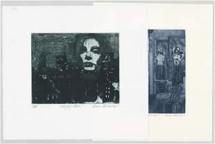 Ann Chernow Etchings [Women]