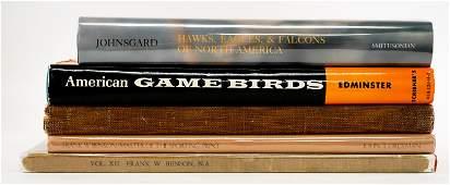 Birds 5 Books
