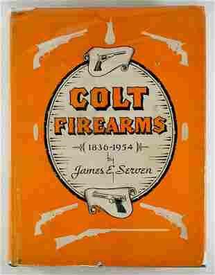 Colt Firearms by Serven 1954