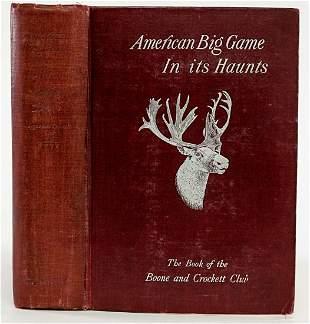 American Big Game 1904 Boone and Crockett