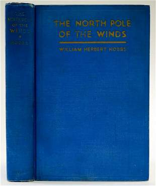 Exploring the North Pole by Hobbs 1930 1ST