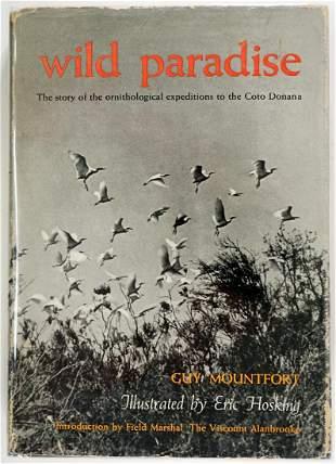 Wild Paradise by Mountfort 1958 1ST
