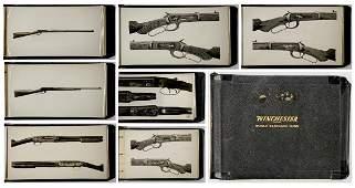 Incredible Winchester Sales Photo Album w/82 Photos!